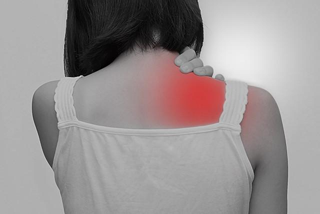 画像:肩こり・腰痛改善